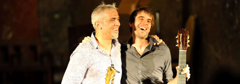 Maridatge de vins del Castell d'Encús amb el violinista Joel Bardolet i la dansa de Mal Pelo - DANSÀNEU - FESTIVAL DE CULTURES DEL PIRINEU