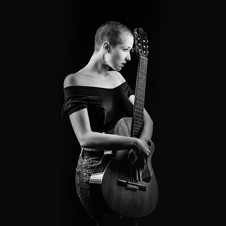 Alidé Sans, en concert