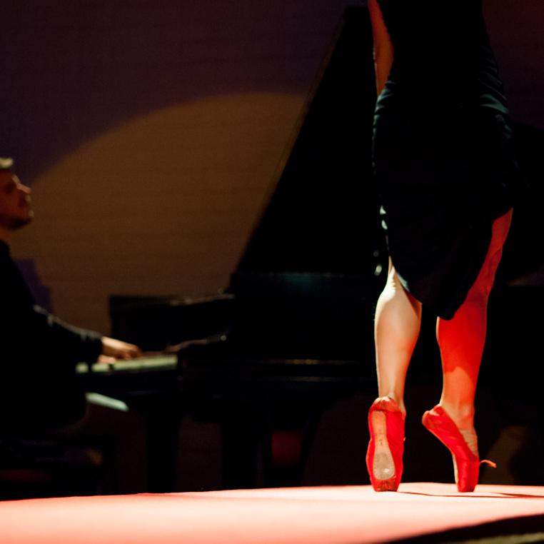 Espectacle inaugural · Sol Picó i Marco Mezquida presenten Cita a cegues