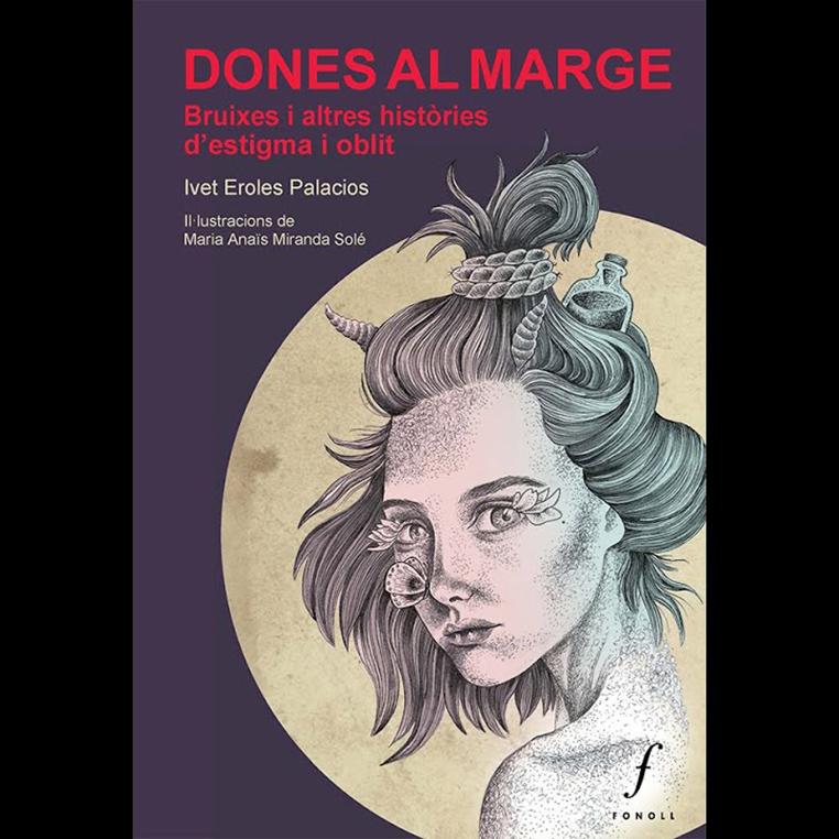 <em>DONES AL MARGE</em>: LLIBRE D'IVET EROLES I ESPECTACLE SOBRE MARGUERITE PORETE