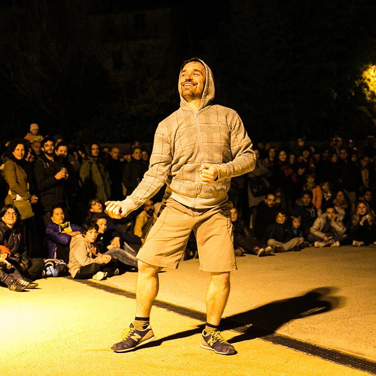 DOBLE PROGRAMA · Concert de IALMA i actuació del ballarí QUIM BIGAS