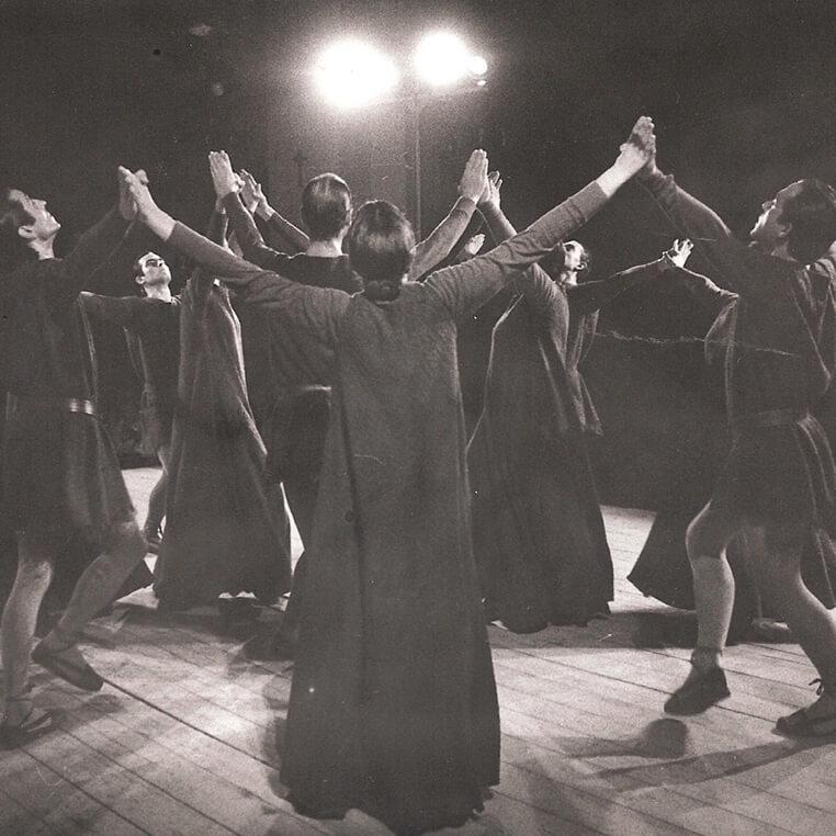 Cants i danses del Llibre vermell de Montserrrat