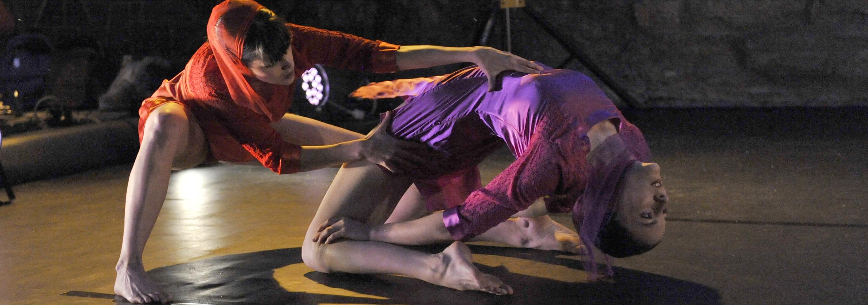Els Països Catalans, protagonistes del Dansàneu, en l'equador del festival - DANSÀNEU - FESTIVAL DE CULTURES DEL PIRINEU